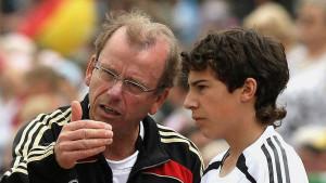 Paul Schomann verfügt als DF-Trainer im Nachwuchsbereich über große Erfahrung